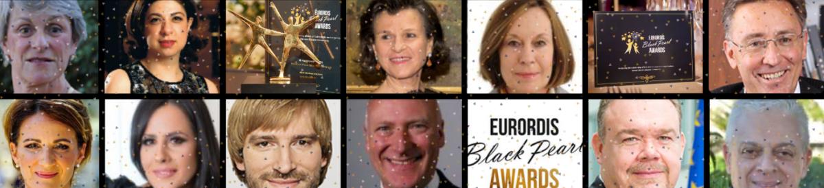 EURORDIS Black Pearl Awards Patrons